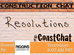 #ConstChat Resolutions