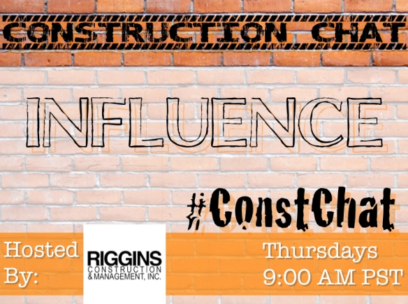 #ConstChat Influence